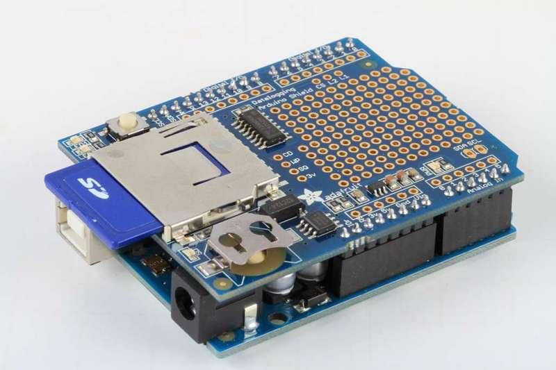 Data logger con arduino